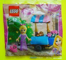 Lego Disney 30116 Prinzess Rapunzel Marktbesuch Polybag Neu Ovp