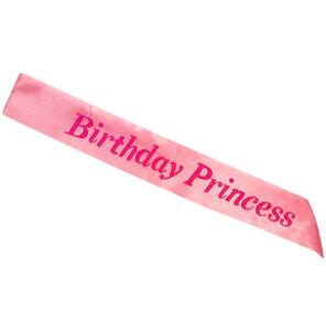 Pink-Birthday-Princess-Sash-Girls