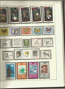 DDR-1964-gestempelt-komplett