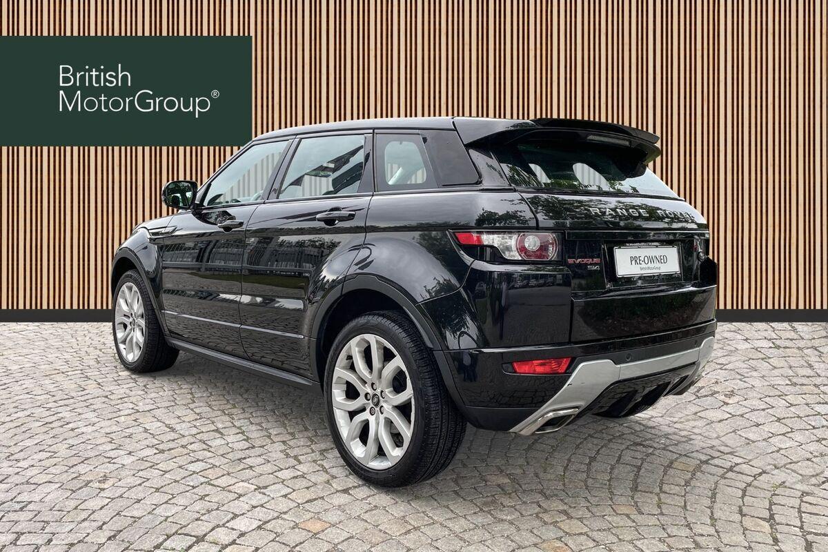 Land Rover Range Rover Evoque Si4 240 Dynamic aut.
