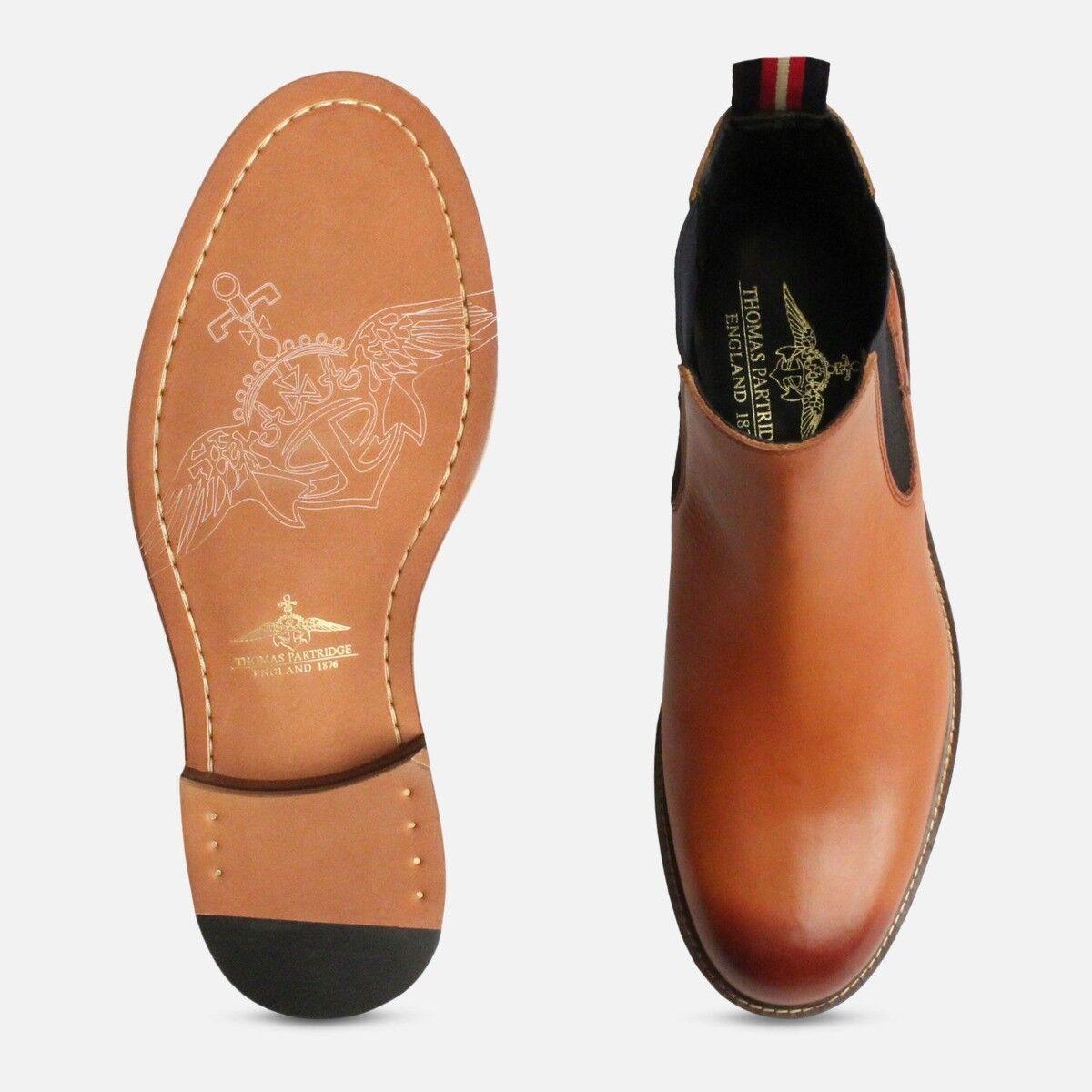 Thomas Thomas Thomas Partridge London Tan Cranwell Chelsea Stiefel df6418