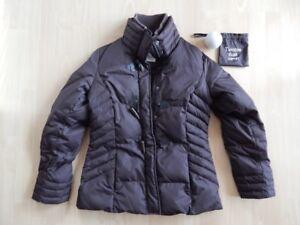 Details zu ESPRIT warme Daunenjacke Jacke Damen dunkelbraun Winter Gr. 38 M NEUWERTIG