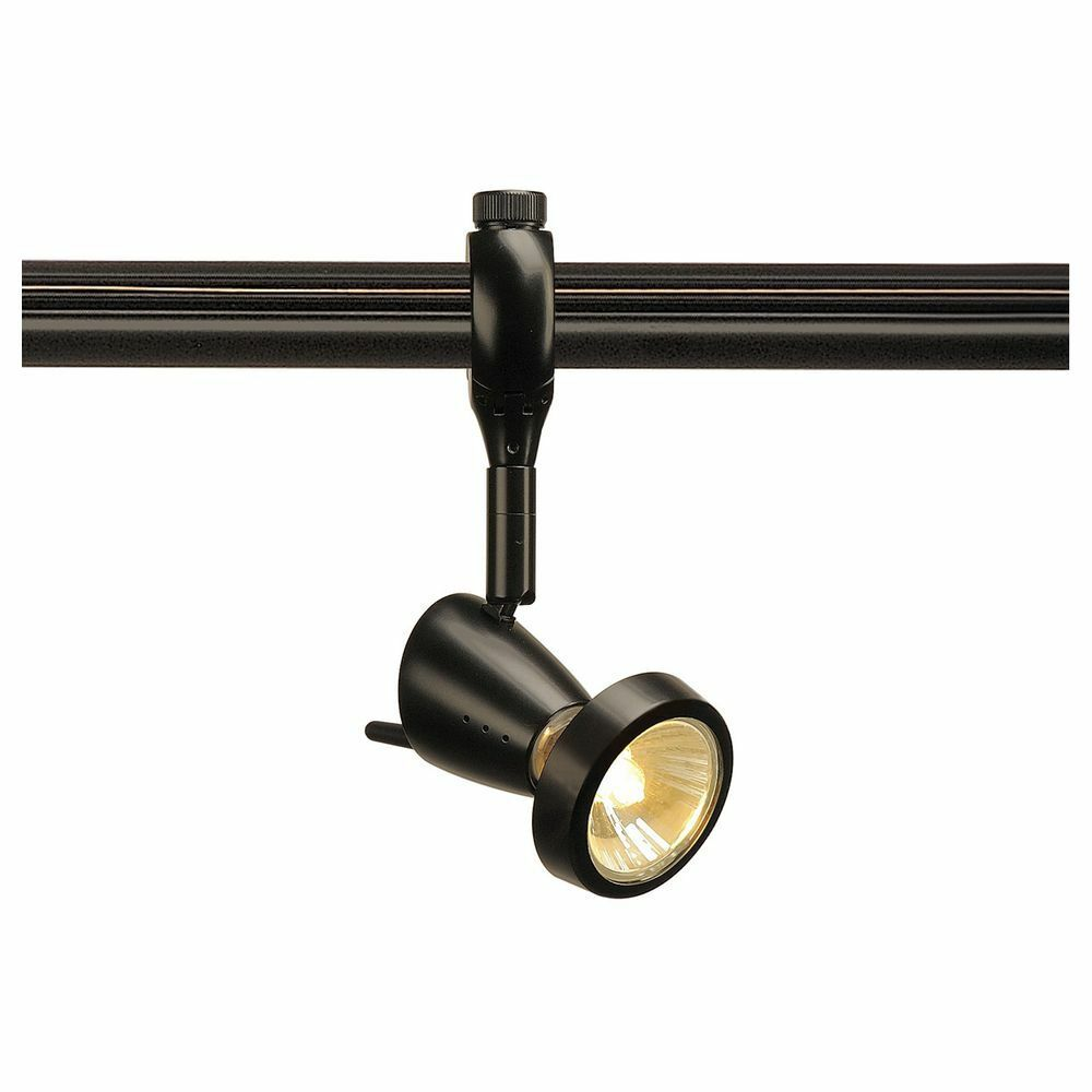 presa di fabbrica Easytec II Spot Siena, gu10, nero, girevole, orientabile orientabile orientabile  prezzi bassi