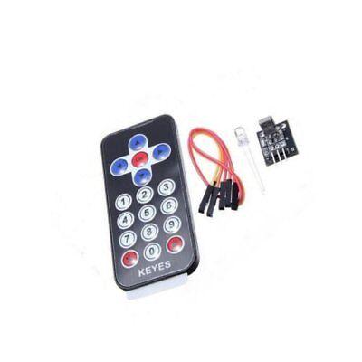 HX1838 VS1838 Universal Infrared Remote Control Receiver Module Code IR Kit Set