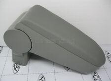 Consoles Armrest Handrails Box for VW Jetta 99-04 Bora Golf MK4 R32 GTI Gray