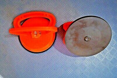 4x Saugnapfhalter Saugheber Gummisauger Vakuumsauger Glasheber 15kg