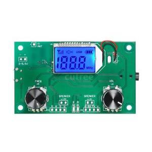 DSP-PLL-LCD-Digital-Stereo-FM-Radio-Wireless-Receiver-Modul-87-108-MHz-V1G3
