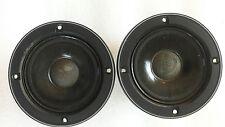 """Pair INFINITY 902-2659 5-1/4"""" Woofer  Speaker"""