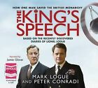 The King's Speech by Mark Logue, Peter J. Conradi (CD-Audio, 2013)