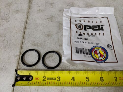 PAI# 181921 Ref# 3024666 211027 Water Tube w// O-Rings for Cummins 855 86NT 88NT