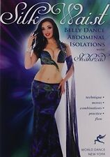 Silk Waist: Belly Dance Abdominal Isolations (DVD Used Very Good)