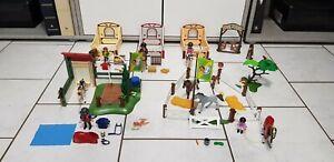 playmobil-lot-equitation-6929-6931-plus-box-et-autres