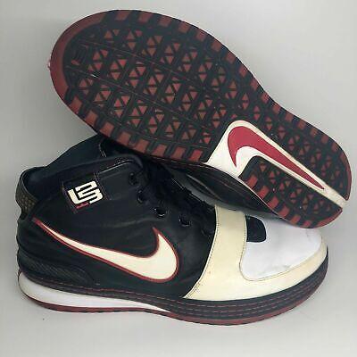 Nike Zoom Lebron 6 VI Bred Sz 14 346526