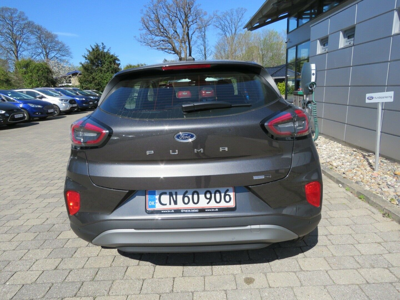 Ford Puma 1,0 EcoBoost mHEV Titanium - billede 3