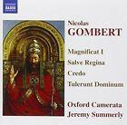 Nicolas Gombert: Magnificat I; Salve Regina; Credo; Tulerunt Dominum (CD, Naxos (Distributor))