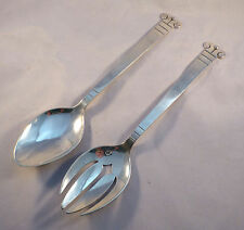 All Sterling 2-PC Salad Set? By Pedro Castillo Taxco, Mexico