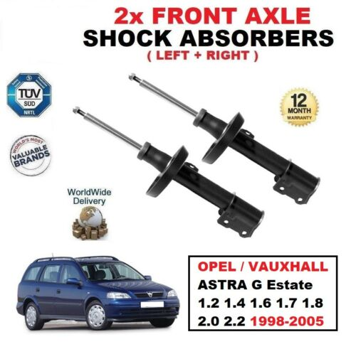 Front Amortisseurs pour ASTRA G Estate 1.2 1.4 1.6 1.7 1.8 2.0 2.2 1998-2005
