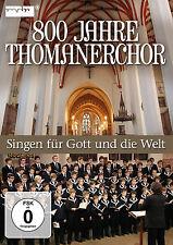 DVD 800 Jahre Thomanerchor Singen für Gott und die Welt