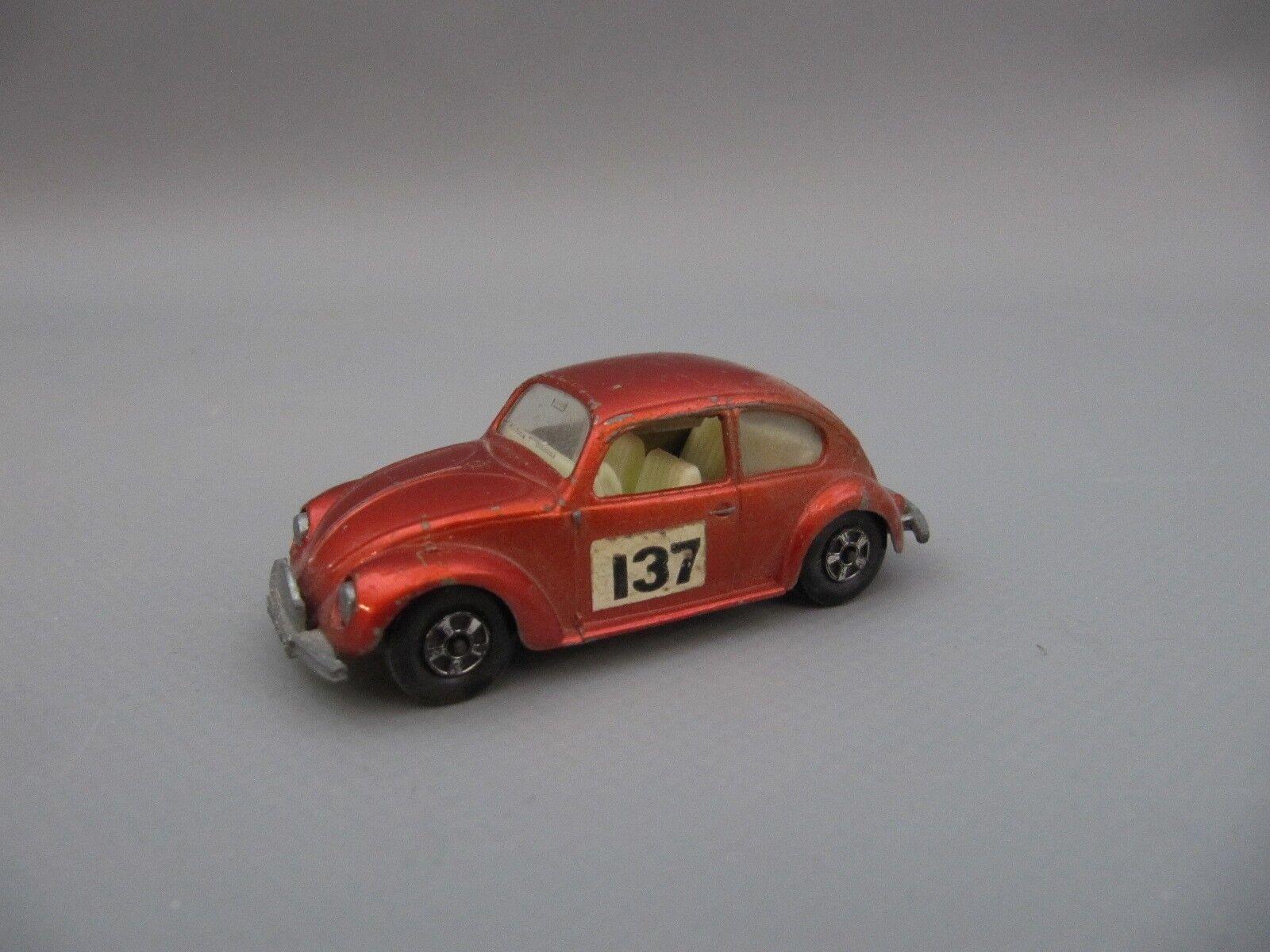 VW 1500 Saloon-Matchbox Lesney No. 15 de 1968 superfast