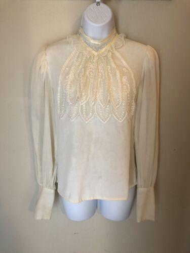 jessicas gunnies vintage blouse - image 1