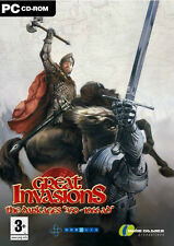 "Great Invasions: The Dark Ages ""350-1066 AD"" (PC, 2007)"
