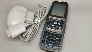 Samsung SGH D600-Noir (Débloqué) Mobile Slider Téléphone