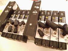 Ventilinsel Bosch 0821707173 mit 8 Ventilen 0820044051 + 2 x RMV-ASI/Aux