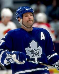 8c51b8e687a Image is loading Wendel-Clark-Toronto-Maple-Leafs-8x10-Photo