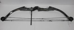 Hoyt-Compound-Bow-Right-Hand-30-034-Draw-AS-IS-Camo-Color
