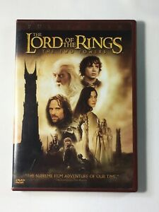 The-Lord-of-the-Rings-The-Two-Towers-DVD-2003-2-Disc-Set-Full-Frame