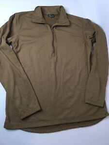 Condor 603 BASE II Thermal Fleece Tactical Operator Zip Jacket Pullover Shirt