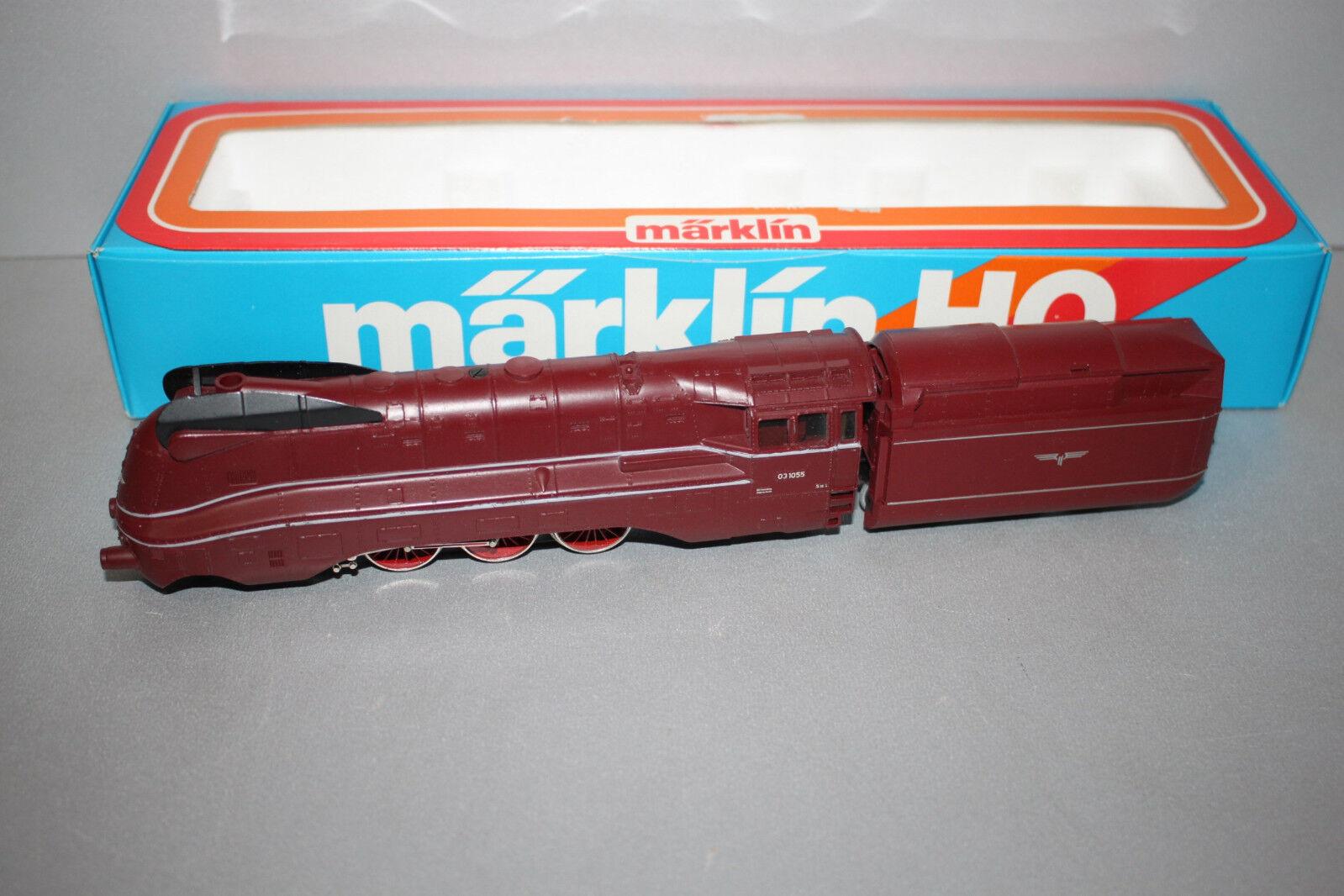 Märklin 3089 Dampflok Baureihe 03 1055 DB DB DB Spur H0 OVP 912e4d