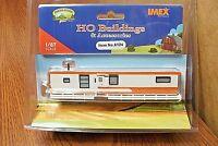 Imex 1958 Skyline Trailer Trailer Resin Built-up Ho Scale Building