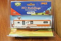 1958 Great Lakes Trailer Mobile Home Park HO Scale 1 87 IMEX Model RR Trains Toys