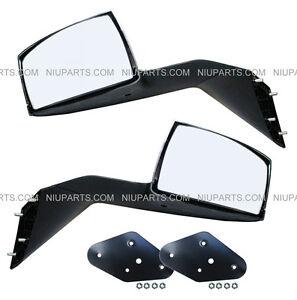Support Bracket Arm Driver /& Passenger Side Fit Volvo VNL VNM Door Mirror