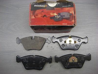 Nouveau Mintex Disque Avant Plaquettes de frein Set-MDB1878