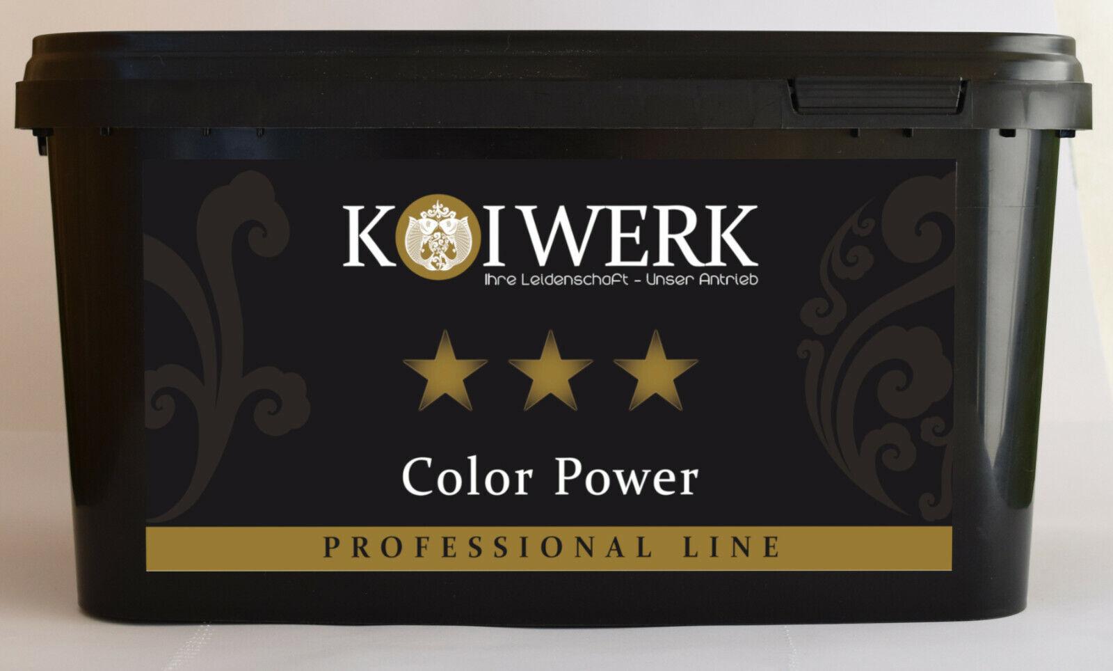 Koiwerk color Power Koifutter 2 kg