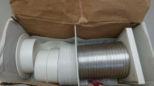 Universal Asciugatrice Asciugatrice Sfiato Kit 100mm-iflo