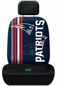 Remarkable Details About Nfl New England Patriots Printed Logo Car Seat Cover Frankydiablos Diy Chair Ideas Frankydiabloscom