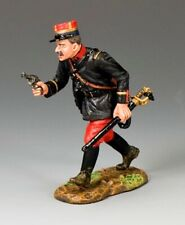 KING /& COUNTRY FIRST WAR FW077 WW1 FRENCH POILU ADVANCING WITH RIFLE MIB