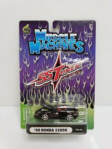 Muscle-Machines-SS-Tuner-039-00-Honda-S2000-Black-1-64