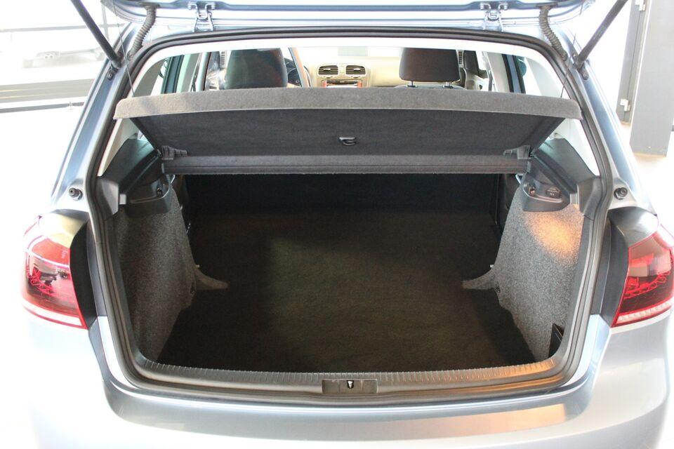 VW Golf VI 1,4 TSi 160 Highline DSG Van Benzin aut.