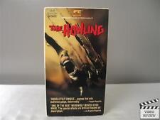 The Howling VHS Dee Wallace, John Carradine, Slim Pickins; Joe Dante; Very Good