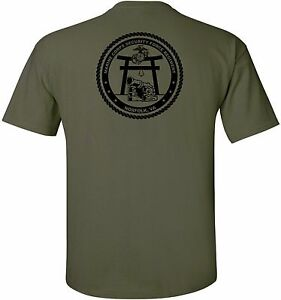 USMC United States Marine Corps - Security Force Regiment T-Shirt ...