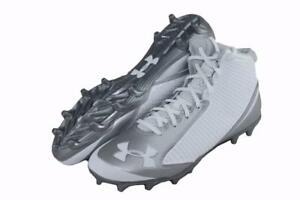 5 Armour Mc Cleats Last Size Nitro Under Ua 88828402732 Team 12 Football New Mid Pair Men's Eq0wpx7