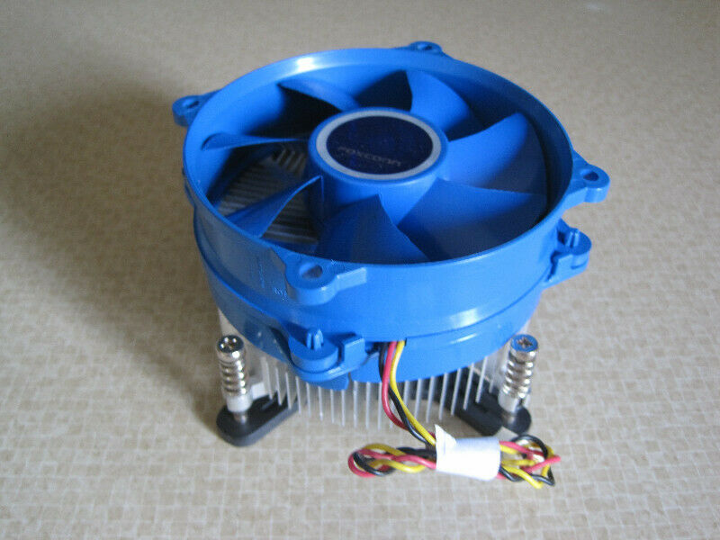 Foxconn Socket 775 CPU Cooler - 4 Pin