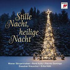 STILLE NACHT, HEILIGE NACHT - DIE SCHÖNSTEN WEIHNACHTSLIEDER - CD NEW+