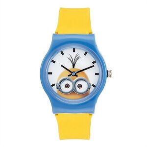 Kevin-Minions-Silicone-Strap-Watch-by-Avon-New-in-Box