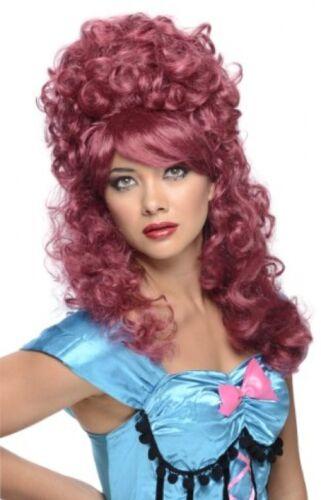 One Size Rubie/'s Costume Burlesque Wig Burgundy