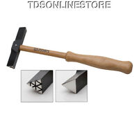 Artisan's Mark Triangle Outer Texture Hammer By Wubbers
